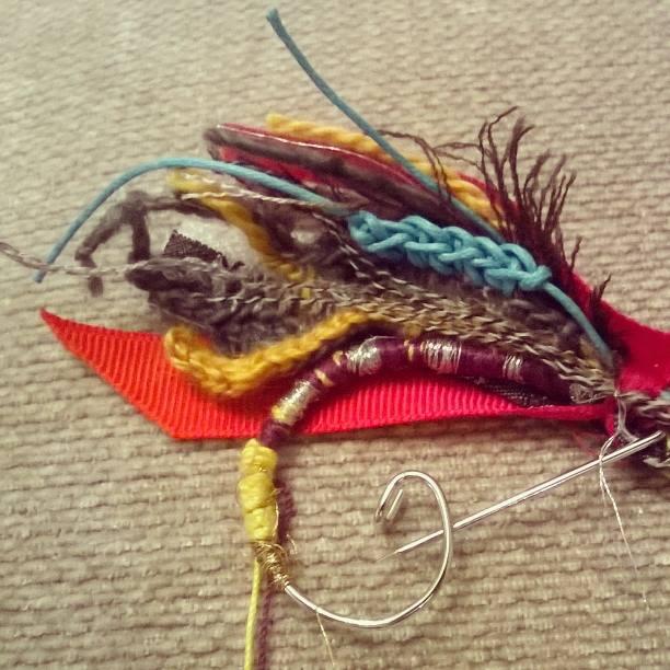 Fishing fly hook brooch.jpg-large